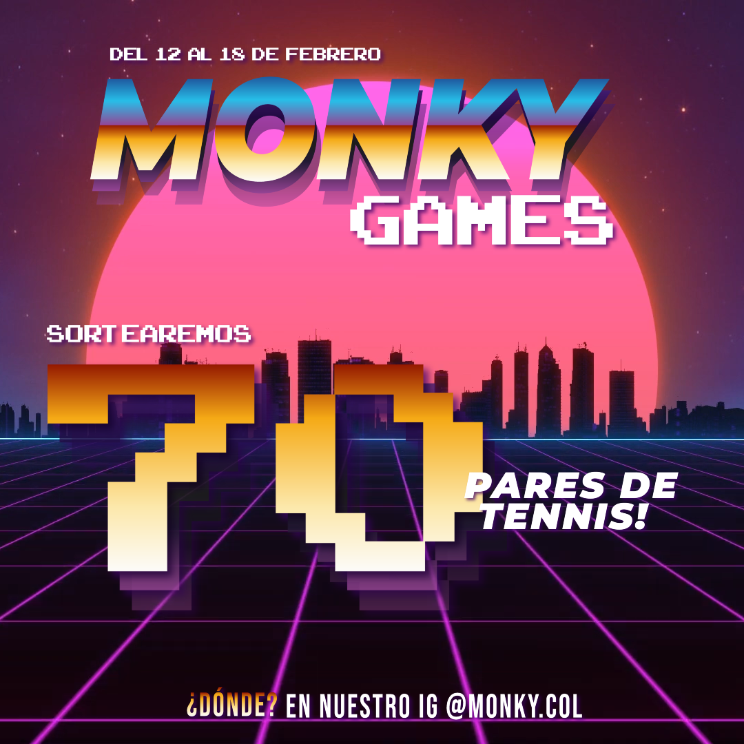 Monky Games